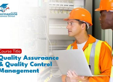 Quality Assurance And Quality Control Certification
