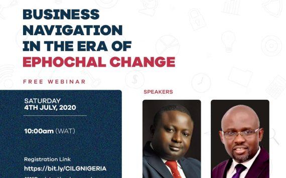 Business Navigation In The Era of Epochal Change